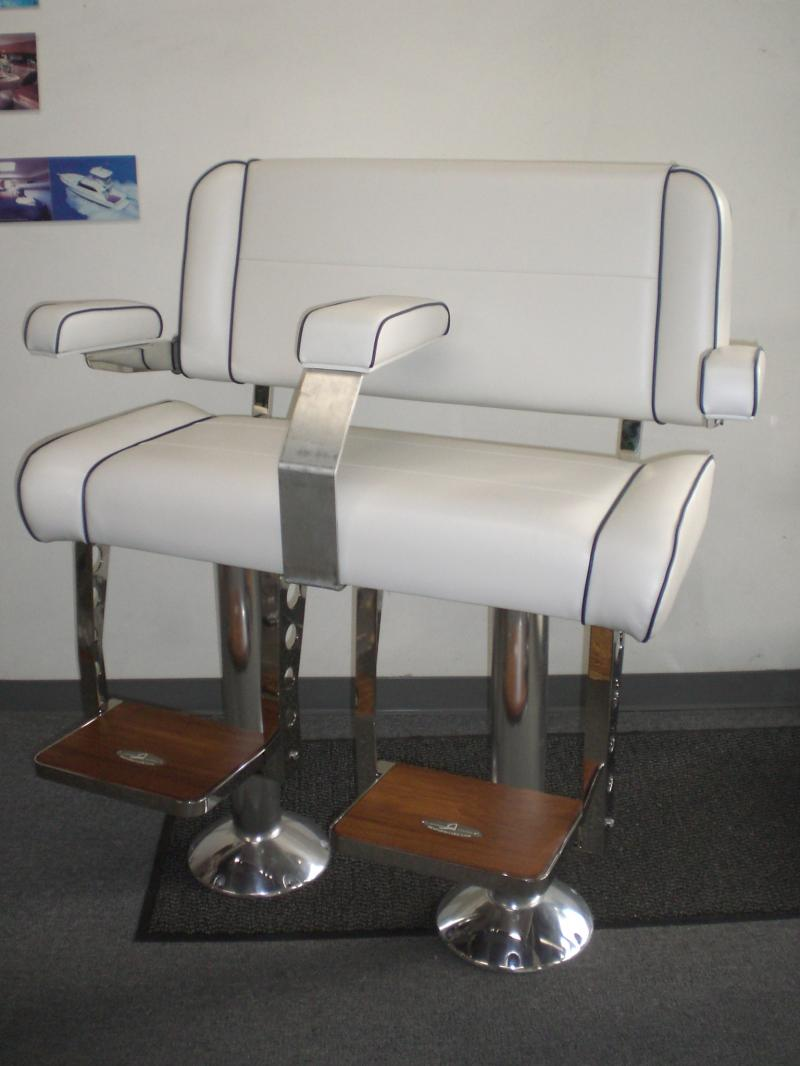 Superior Double Wide Helm Chair. Double Wide Helm Seat