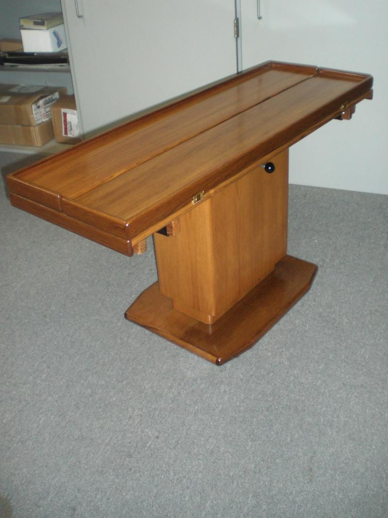 Yacht Hi-Low Table