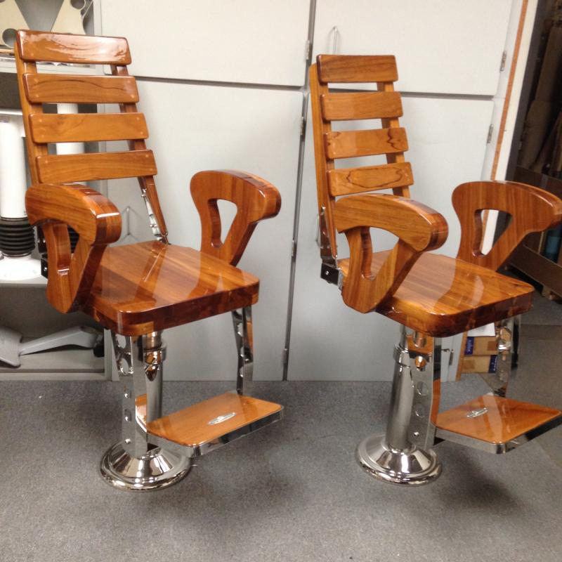Sea Furniture Sea Marine Hardware Helm Chairs
